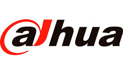 Логотип Dahua системы видеонаблюдения