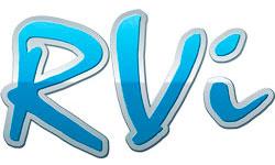 Логотип Rvi системы видеонаблюдения