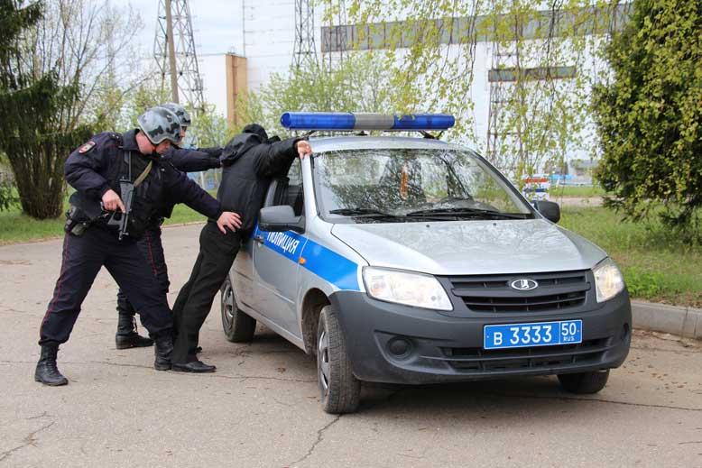 Задержание (охрана бизнеса)