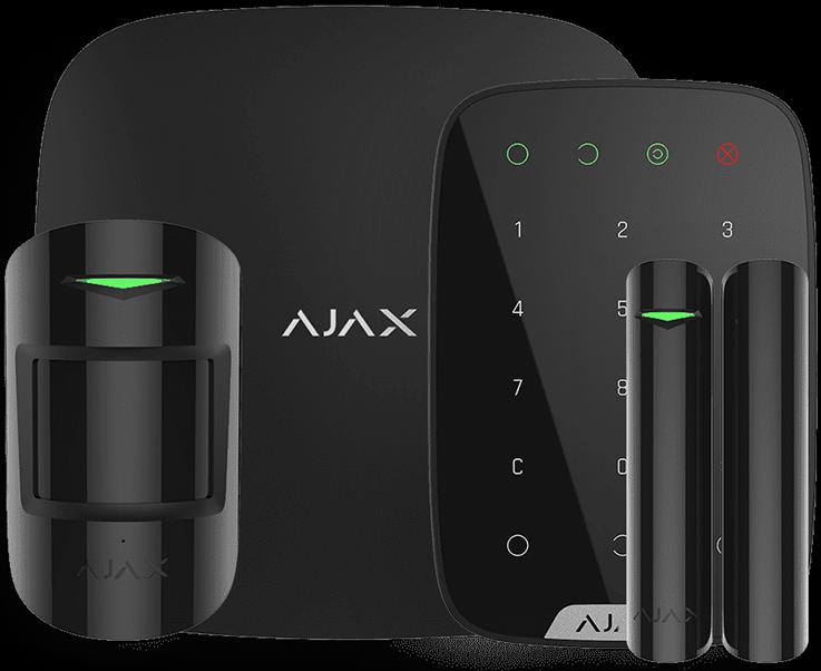 Ajax (комплект с клавиатурой) v2